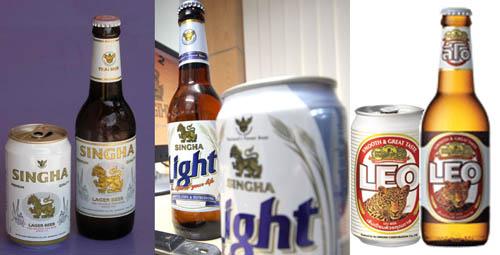 цены в тайланде на пищу и алкоголь